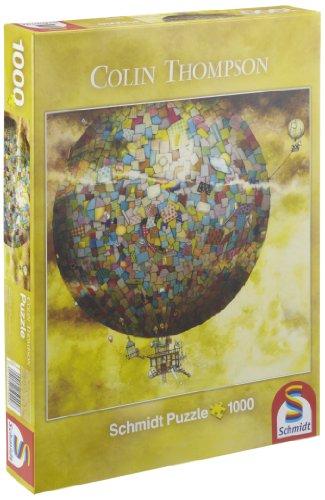 Schmidt - Colin Thompson Puzzle Volo Fantastico, 1000 Pezzi