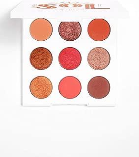 ColourPop Pressed Powder EyeShadow Palette -SOL