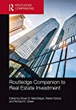 Routledge Companion to Real Estate Investment (English Edition)