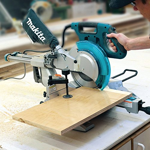 Makita LS1018L 240 V 10-inch Slide Compound Mitre Saw with Laser
