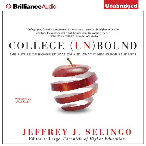 College (Un)Bound cover art