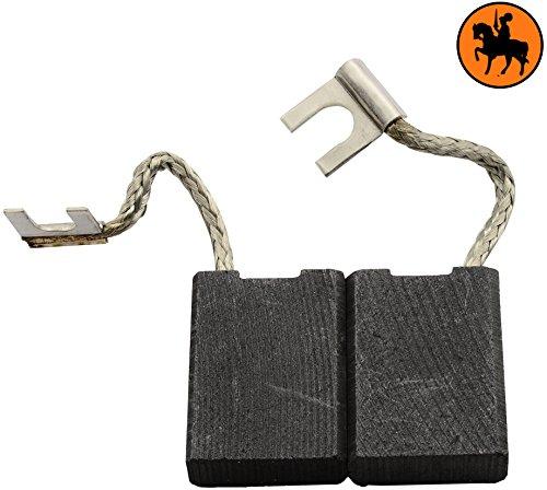 Kohlebürsten für BOSCH GSH 27 Hammer -- ?x?x?mm -- 0.0x0.0x0.0'' -- Mit automatische Abschaltung