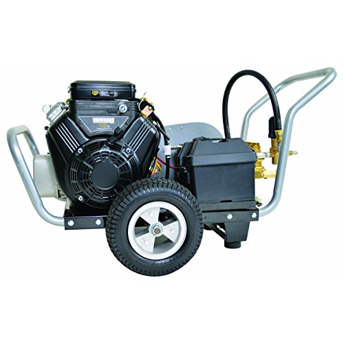 Best Prices! SIMPSON Cleaning WS4050V WaterShot Gas Pressure Washer Powered by Vanguard V-Twin, 4000...