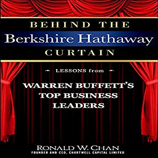 Behind the Berkshire Hathaway Curtain cover art