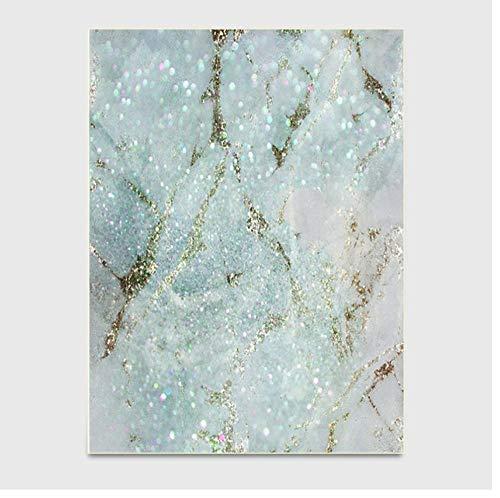 Impresión de mármol 3D alfombras de Alfombra patrón Verde Sala de Estar Dormitorio mesita de Noche Alfombra Decorativa para Pasillo