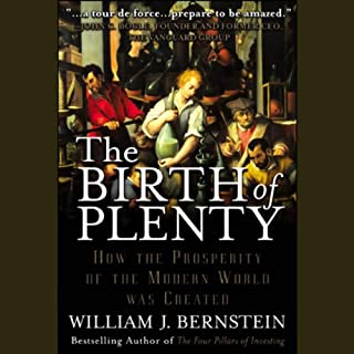 The Birth of Plenty audiobook cover art