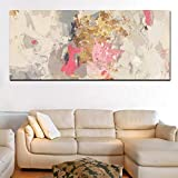 N / A Abstract Art Craft Painting Hand Painting Oil Painting On Canvas Used for Home Bedroom...