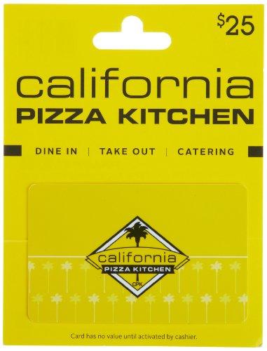California Pizza Kitchen Gift Card $25
