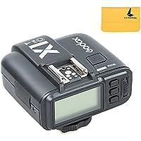 Godox X1T-C TTL 2.4 G Inalámbrico Transmisor alta velocidad de Sync 1/8000s Para la Canon EOS 6D 7D 60D 650D 5DIII TT685 5DIII T6i 700D 650D 7D 6D Serie de DSLR Cámaras ,WITSTRO AD360II-C Flash