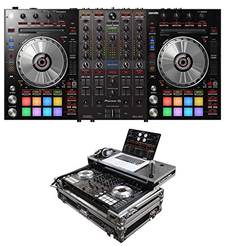 Check Out This Pioneer DJ DDJ-SX3 + Odyssey FZGSPIDDJSX Case Bundle Deal