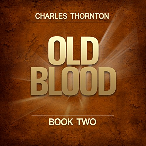 Old Blood audiobook cover art