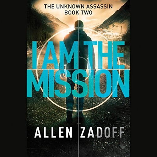 I Am the Mission audiobook cover art