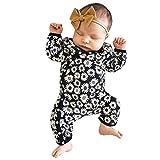 Mono a Rayas con Capucha y Bolsillo para bebé niño Body Monos de Oreja Capucha...
