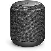 Soundcore Speaker Portatile con Audio a 360 Motion Q, Altoparlante da Anker, con Tecnologia BassUp, Resistenza all'Acqua IPX7 per attività e Feste all'Aperto