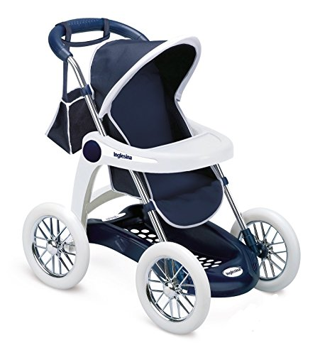 Smoby 7600250381 Opvouwbare buggy blauw