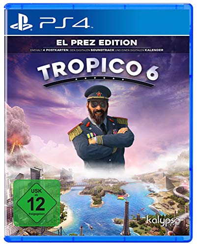 Tropico 6 [Playstation 4]