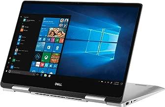 Dell Inspiron 13 7000, 13.3'' Full HD IPS Touchscreen 2 in 1 Laptop, Intel Quad-Core i5-8265U, 8GB DDR4, 256GB PCIe SSD, Backlit Keyboard MaxxAudio Fingerprint Reader WiFi 720p HD Webcam USB-C Win 10