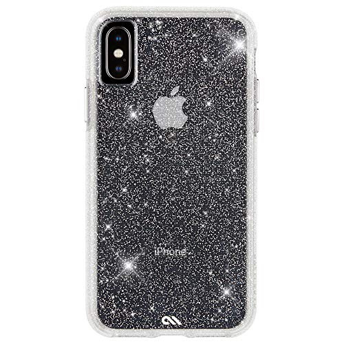 Case-Mate - iPhone XS Hülle - SHEER CRYSTAL - iPhone 5.8 ...