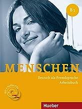 Menschen B1. Arbeitsbuch mit 2 Audio-CDs: Deutsch als Fremdsprache / Arbeitsbuch mit 2 Audio-CDs by Anna Breitsameter (2014-11-01)