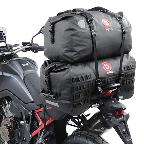 Bolsa Sillin Asiento Trasero SX70 + XF60 para Yamaha MT-07 / Tracer 700