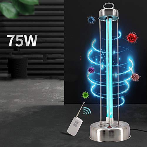 Fxwj UV-lampen UV-C lamp UV C Light Ozon 75 W voor huis luchtreiniger desinfectie bacteriën microben en virussen auto huishouden school