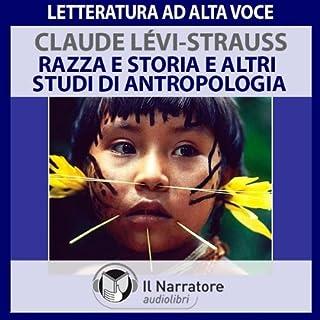 Razza e Storia e altri studi di Antropologia cover art