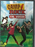 Camp Rock The Videos - Very Good Condition