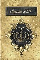 Agenda in Italiano 2021: Un' Agenda dove troverai lo Spazio per la lista delle cose Importanti da fare per gli Amanti dello Stile Retro.