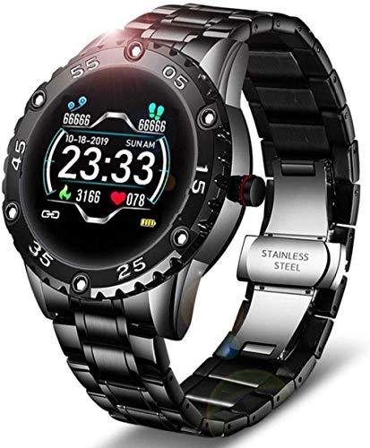 Relojes deportivos multifunción correa de acero reloj digital hombres relojes deportivos masculino reloj de pulsera para hombres reloj
