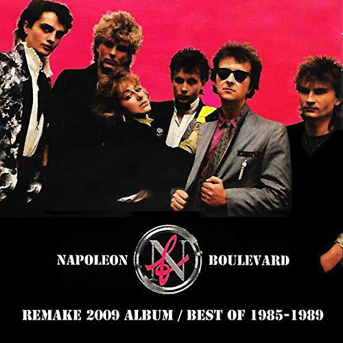 Best of 1985-1989 (Napoleon Boulevard Remake 2009)