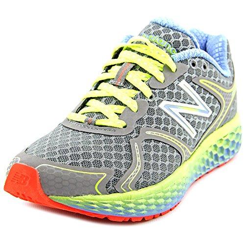 New Balance - - Damen Frische Foam 980 Schuhe, EUR: 38.5 EUR - Width 2A, Grey With Yellow