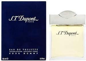 S.T. Dupont Pour Homme for Men 100ml Eau de Toilette-, 123780