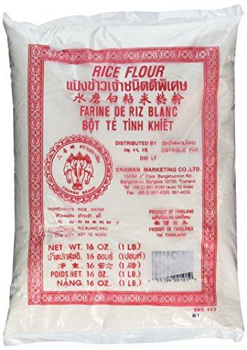 Thai Rice Flour - 16 oz (Basic)