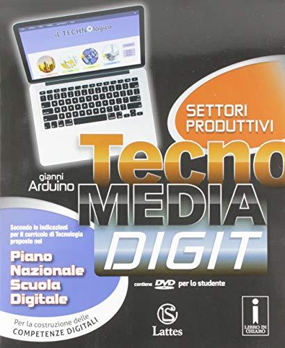 Tecnomedia digit. Mi preparo-Tavole. Per la Scuola media. Con CD-ROM. Con DVD. Con e-book. Con espansione online