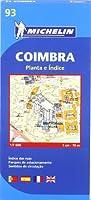 Coimbra City Plan (Michelin City Plans)