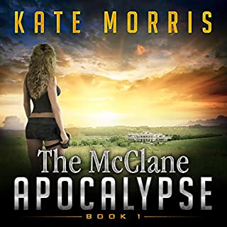 The McClane Apocalypse, Book 1 cover art