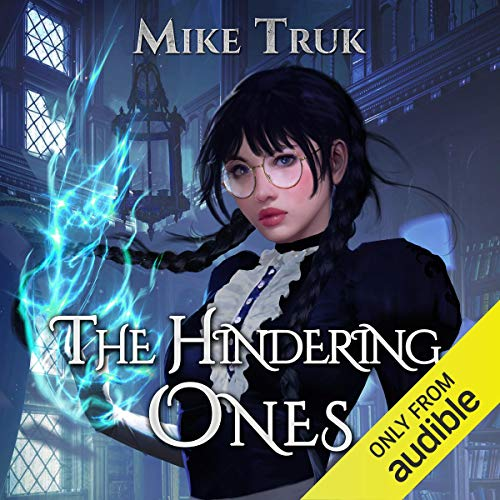The Hindering Ones audiobook cover art