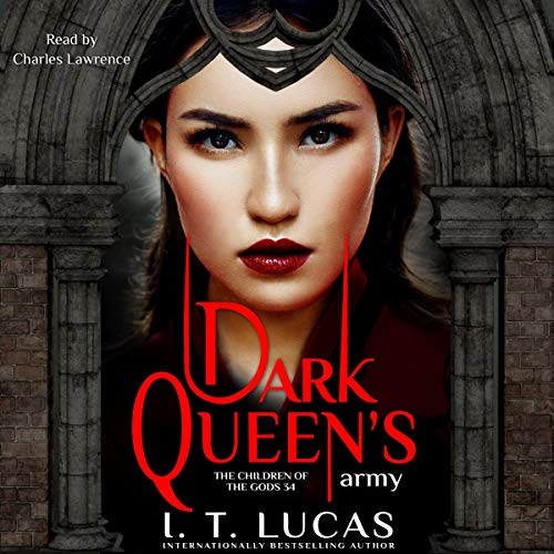 Dark Queen's Army Audiobook By I.T. Lucas cover art