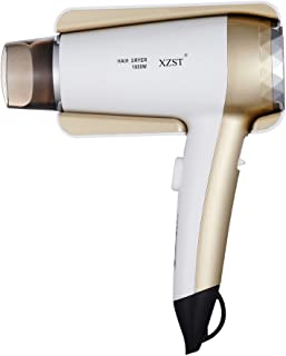 XZST New Type Hotel Bathroom Hair Dryer Home Wall Mount Hair Dryer Dry Skin Hanging Hair Dryer Gold Widespread Used Hair Dryers