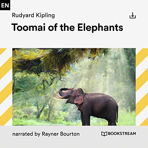 Toomai of the Elephants cover art