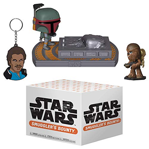 Funko Star Wars Smuggler's Bounty Box Cloud City