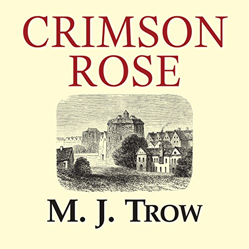 Crimson Rose audiobook cover art