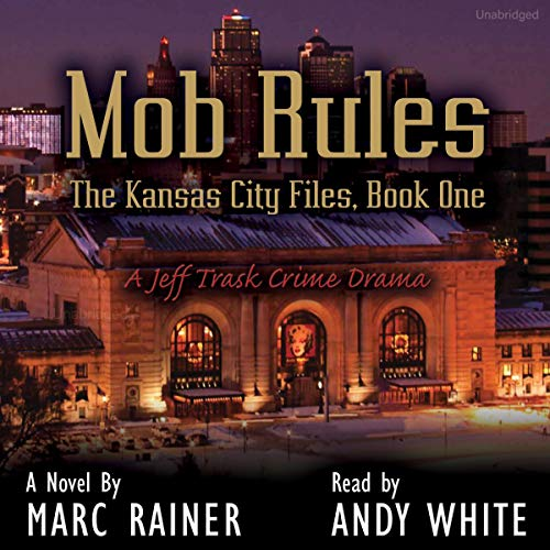 Mob Rules audiobook cover art