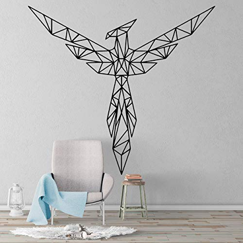 Birds Geometric - Wall Stickers Art Decor Decal Vinyl Plaster Paper Gift...