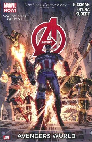 Avengers Volume 1: Avengers World (Marvel Now) (Avengers (Marvel Now))
