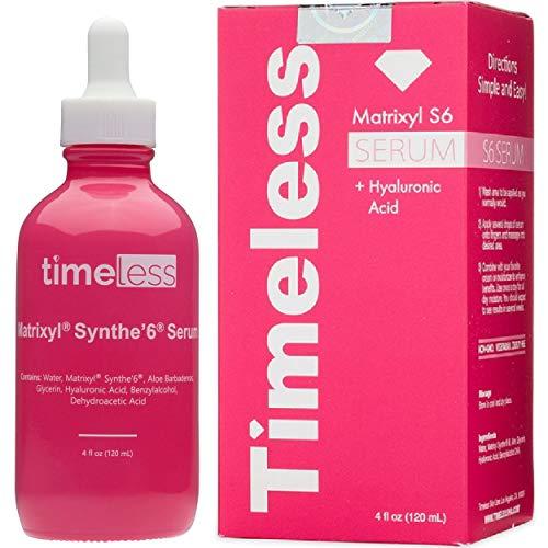 Timeless Skin Care Matrixyl Synthe'6 Serum Refill 4oz/120ml