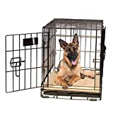 K&H Pet Products Self-Warming Crate Pad Tan X-Large 32 X 48 Inches