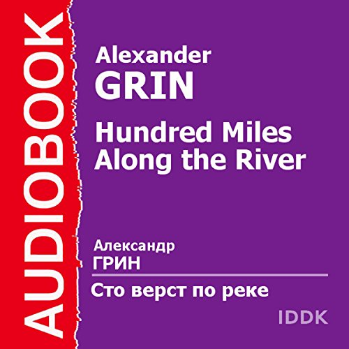 Hundred Miles Along the River audiobook cover art