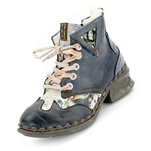 TMA Damen Winter-Boots 5171 Anthrazit 37