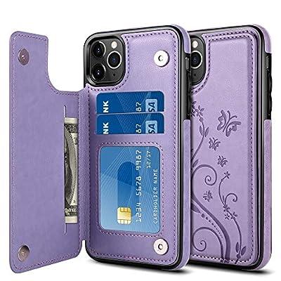 Jiunai iPhone 11 Pro Case, Non Slip Anti Scratc...